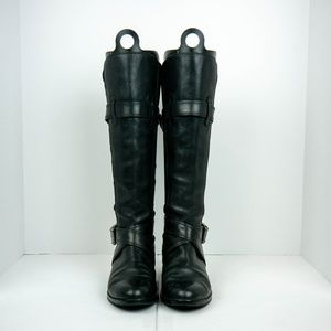 Cole Haan Air Whitley Riding Boots Size 8.5